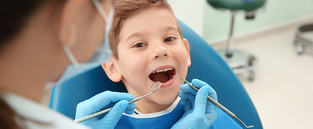 The 6 most frequently asked questions in Paediatric Dentistry